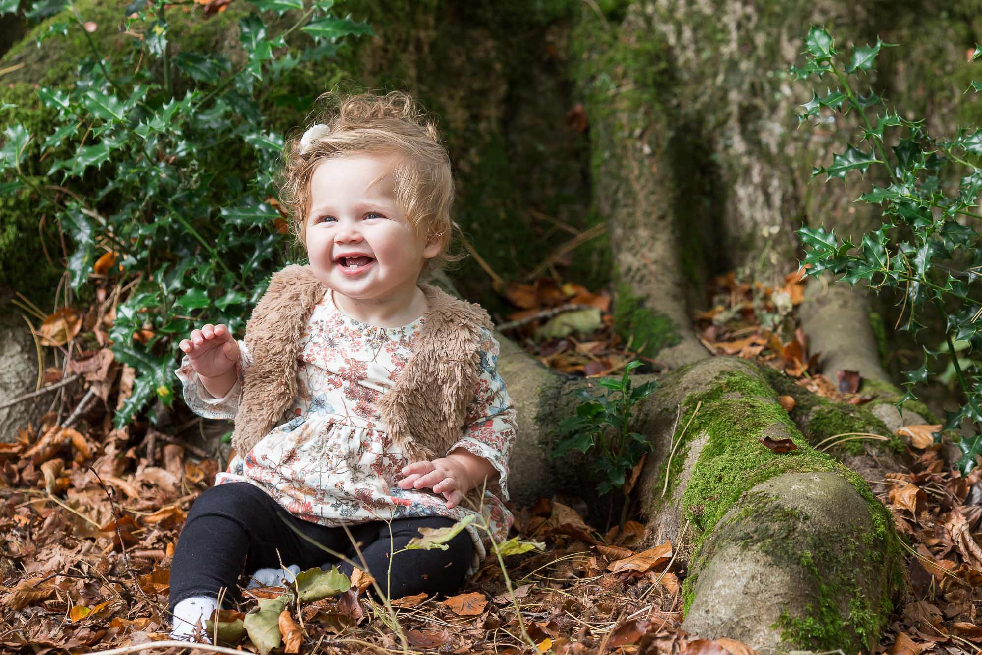 Westonbirt Family Photography – The beautiful Byrne family