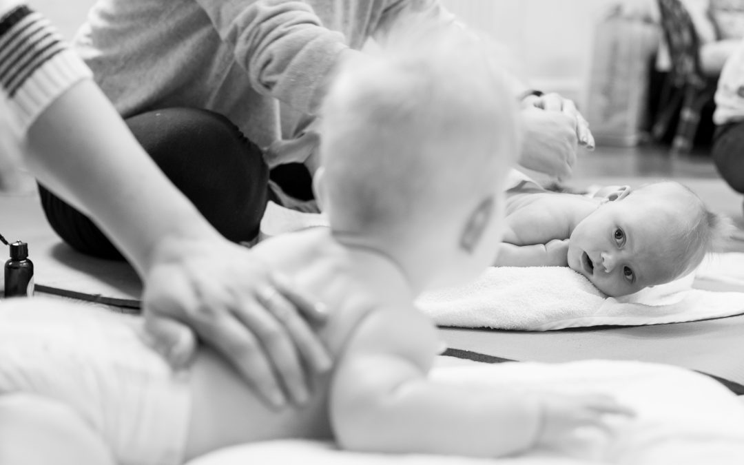 Little Baby Beans Massage – Gloucestershire Baby Photographer