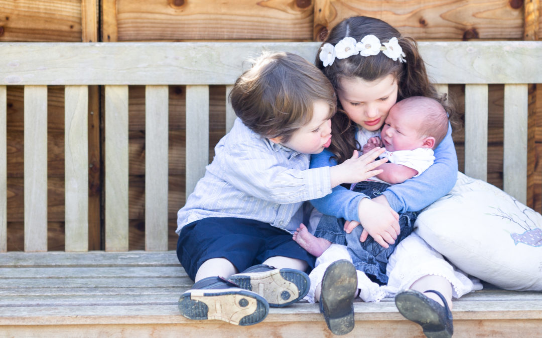 Bristol Family Photographer – Baby Aiden and family