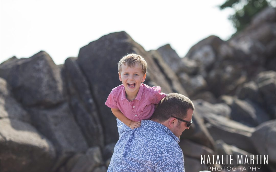 Portishead Family Shoot – The Taylor Family